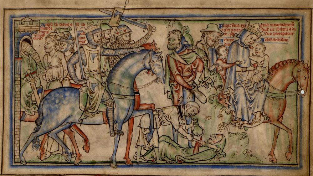 Cambridge MS Ee.3.59 The Life of King Edward the Confessor