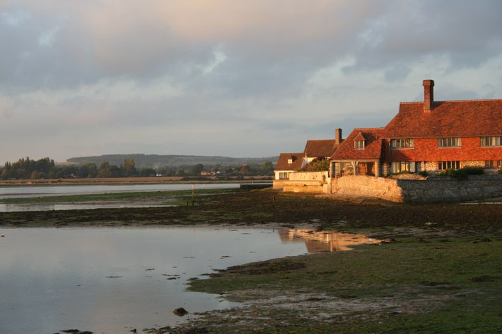 Bosham at low tide