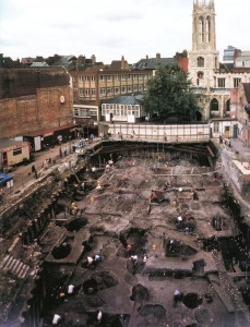 Regan-Coppergate Excavations, York