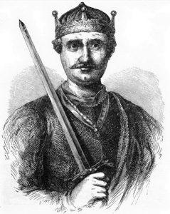 William the Conqueror. Source: Wikimedia
