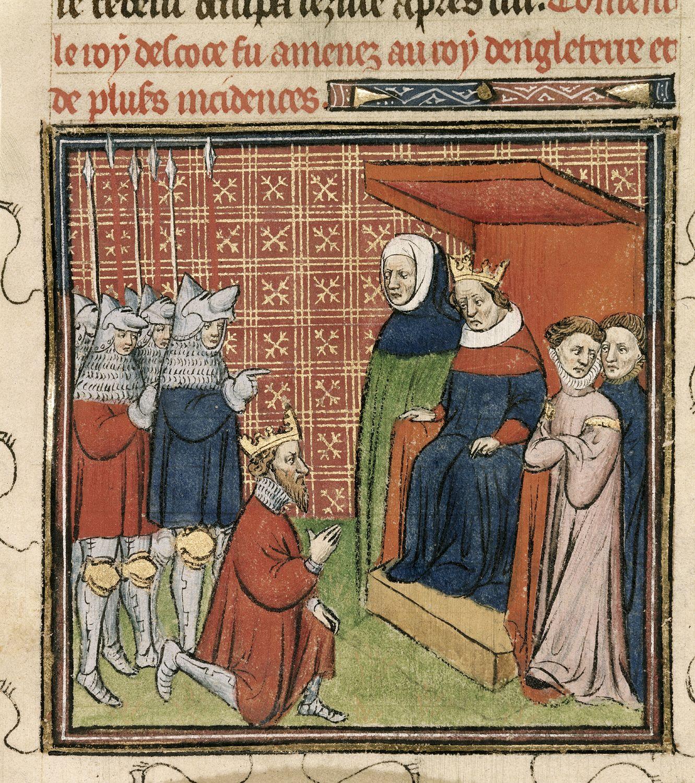 What Is Bastard Feudalism? « Historical Britain Blog