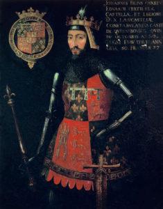 John of Gaunt by Lucas Cornelisz de Kock