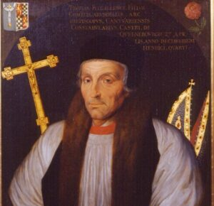 Portrait of Archbishop Thomas Arundel